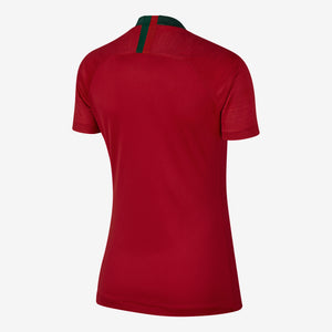Women's Nike Breathe Portugal Stadium Home Jersey