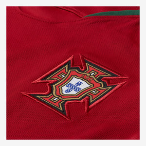 Nike - Women's Nike Breathe Portugal Stadium Home Jersey - La Liga Soccer