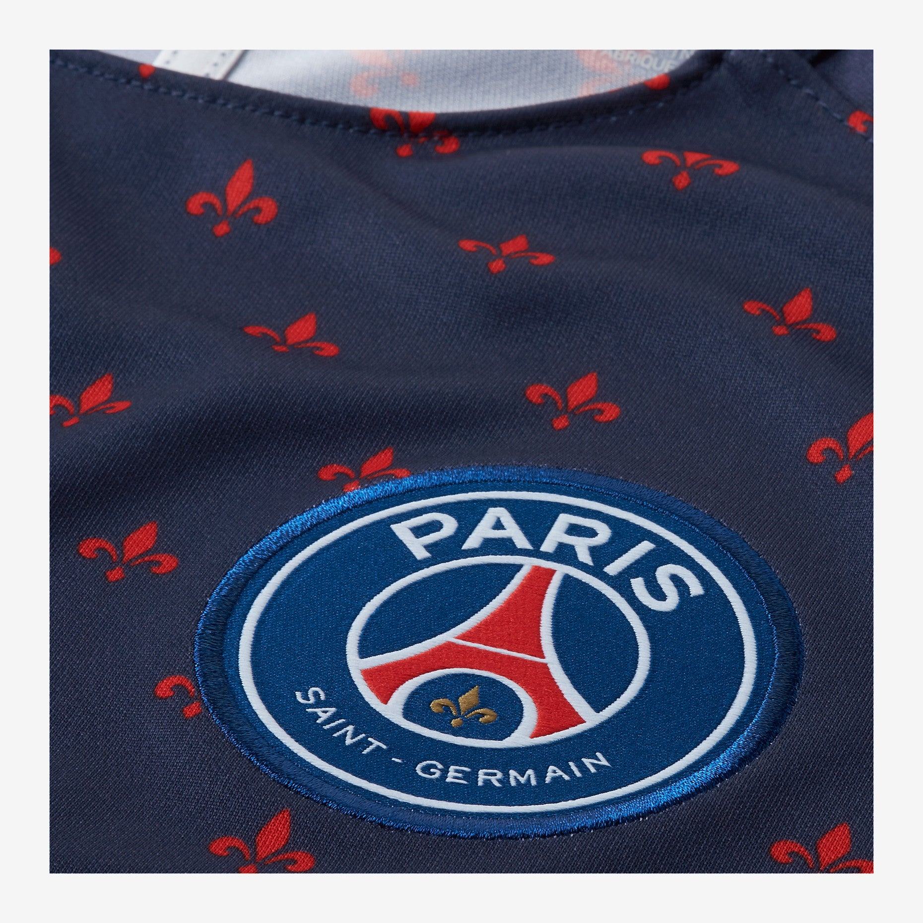 02723a7cd77 Nike - Nike Dry Paris Saint-Germain Squad Top - La Liga Soccer