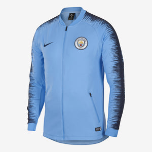 Nike - Nike Manchester City FC Football Jacket - La Liga Soccer