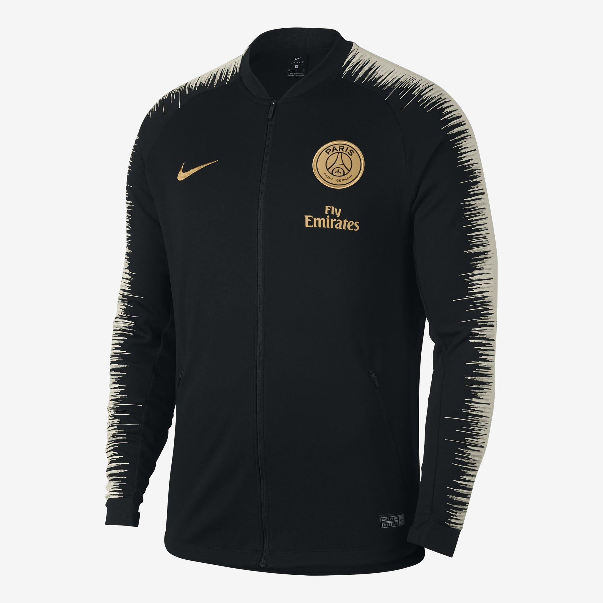5dfd18203ae68 Nike - Nike Paris Saint-Germain Anthem Jacket - La Liga Soccer