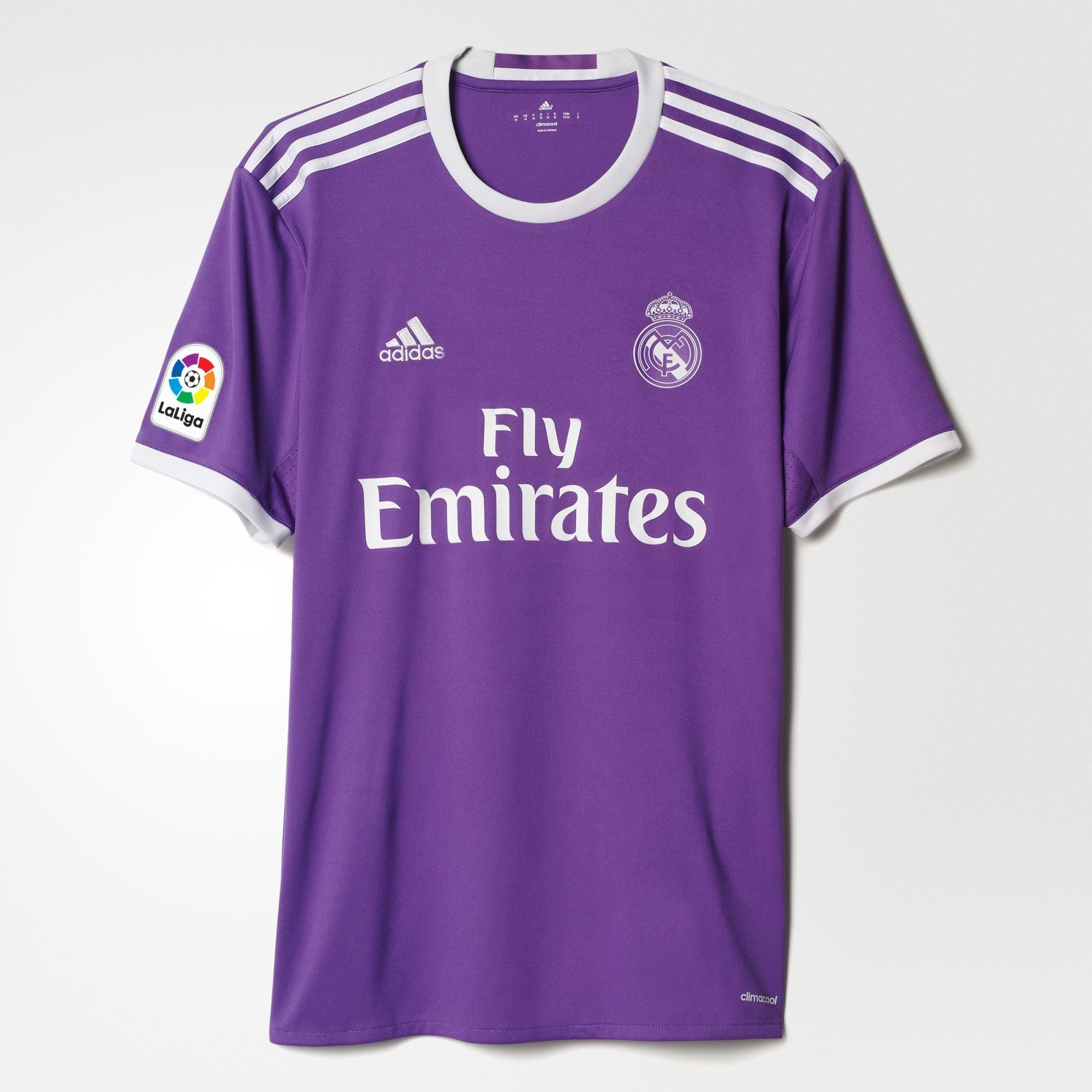 timeless design 5c510 92076 adidas Real Madrid Away Replica Jersey 17