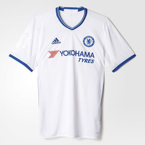 finest selection 327c7 d1e15 adidas Chelsea FC Third Replica Jersey 17