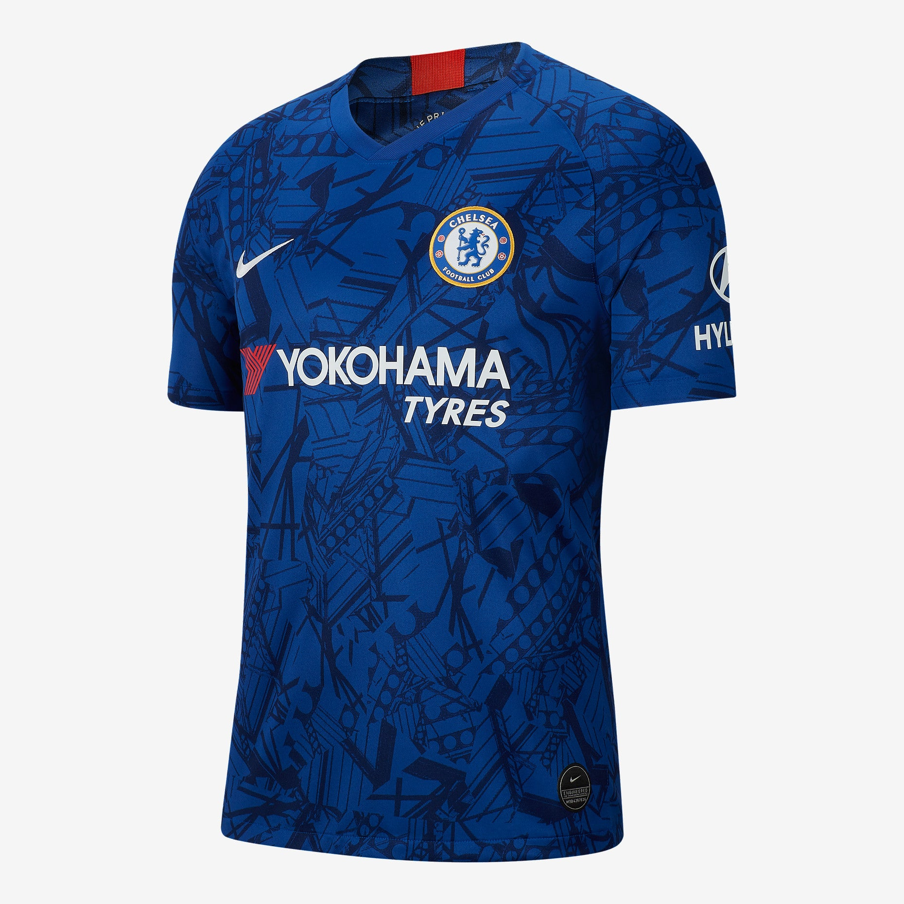 8adcc9d3df9 Nike Chelsea FC 2019/20 Stadium Home Jersey