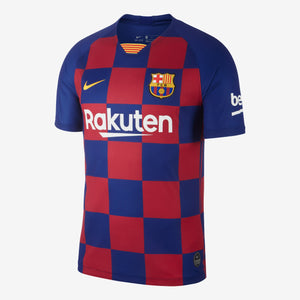 Men's Nike FC Barcelona 2019/20 Stadium Home Jersey