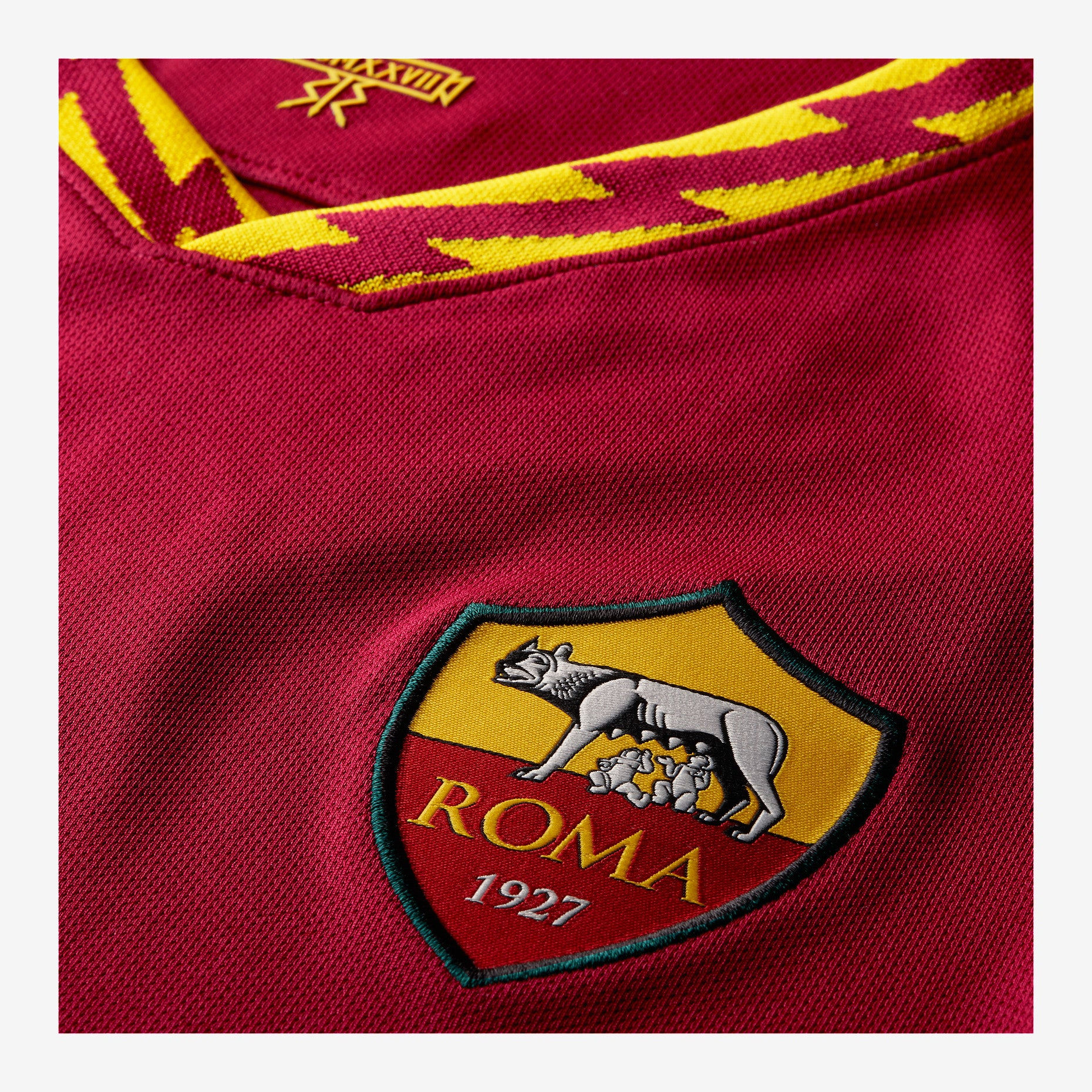 the latest 52cc5 dae81 Men's Nike A.S. Roma 2019/20 Stadium Home Jersey