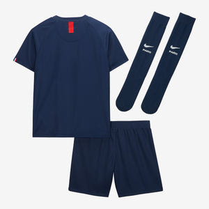 Nike Kids' Paris Saint-Germain 2019/20 Home Soccer Kit