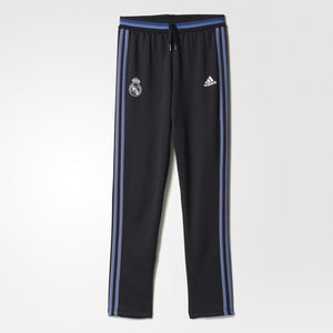 Adidas - Adidas Youth Real Madrid Training Football Pants - La Liga Soccer