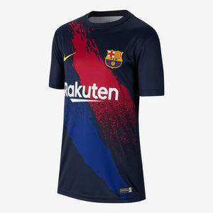 Kids' Nike Dri-FIT FC Barcelona Top