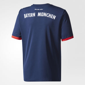 Adidas Kid's FC Bayern Munich 2017/18 Away Replica Jersey
