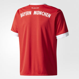 Adidas Youth FC Bayern Munich Home 2017/18 Replica Jersey