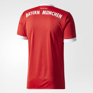 Adidas Men's Bayern Munich 2017/18 Home Replica Jersey