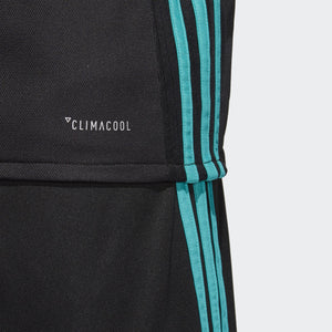 Adidas Men's Real Madrid Away Long Sleeve 2017/18 Replica Jersey