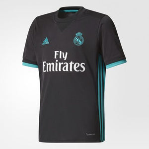 Adidas - Adidas Youth Real Madrid Away 2017/18 Replica Jersey - La Liga Soccer