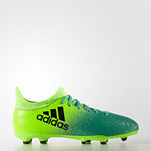 Adidas - Adidas Kids X 16.3 Firm Ground Football Boots - La Liga Soccer