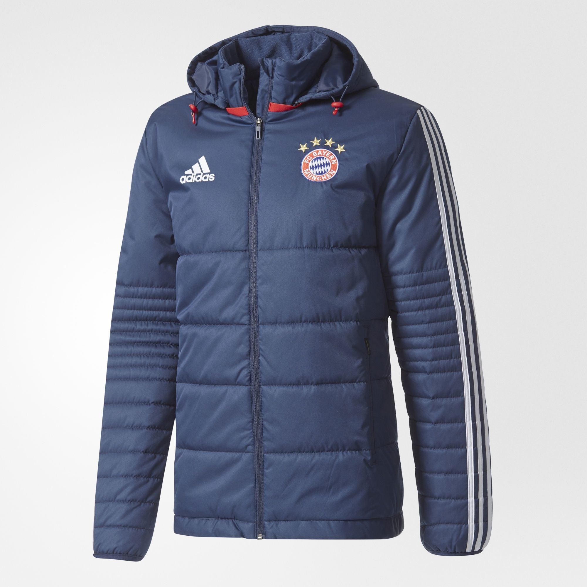 93d5381e6 adidas FC Bayern Munich Winter Jacket