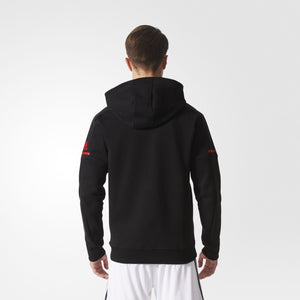 Adidas Men's Manchester United Anthem Squad Hoodie