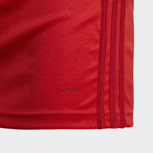 Adidas Youth Belgium 2018 Home Jersey