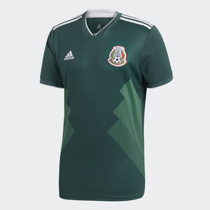 best loved c5756 2ef3a adidas Mexico Home Replica Jersey