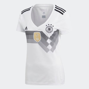 Adidas - Adidas Women's Germany Home 2018 Replica Jersey - La Liga Soccer