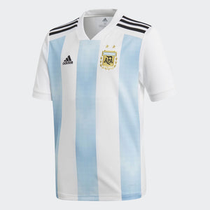 Adidas Youth Argentina Home 2018 Replica Jersey