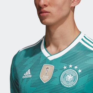Men's Adidas Germany Away Jersey