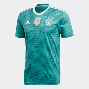 Adidas - Men's Adidas Germany Away Jersey - La Liga Soccer
