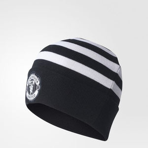Adidas Manchester United 3-Stripes Beanie