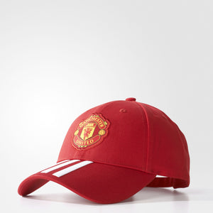 Adidas Manchester United 3-Stripes Cap