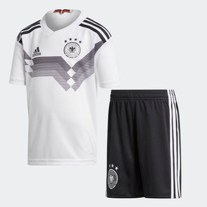 Adidas - Adidas Germany Home 2018 Mini Kit - La Liga Soccer