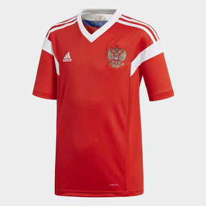 Adidas Youth Russia 2018 Home Replica Jersey