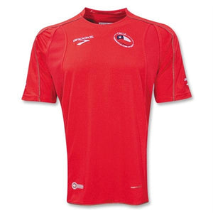 Brooks - Brooks Chile Home Jersey 11 - La Liga Soccer