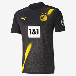 Puma BVB 20/21 Away Replica Jersey