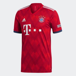 Men's Adidas FC Bayern Home Replica Jersey