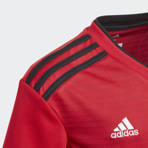 Adidas - Kids' Adidas Manchester United Home Jersey - La Liga Soccer
