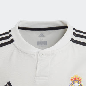 Kids' Adidas Real Madrid Home Replica Jersey