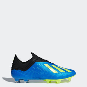 Adidas - Men's Adidas X 18.1 Firm Ground Boots - La Liga Soccer