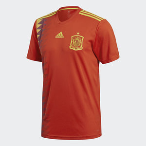 Adidas Men's Spain Home 2018 Replica Jersey