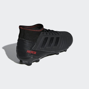 Kids' adidas Predator 19.3 Firm Ground Boots