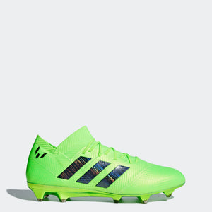 Adidas - Men's Adidas Nemeziz Messi 18.1 Firm Ground Boots - La Liga Soccer