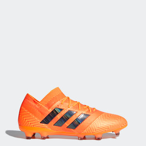Adidas - Men's Adidas Nemeziz 18.1 Firm Ground Boots - La Liga Soccer