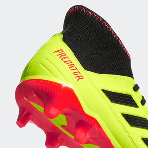 Men's Adidas Predator 18.3 Firm Ground Boots