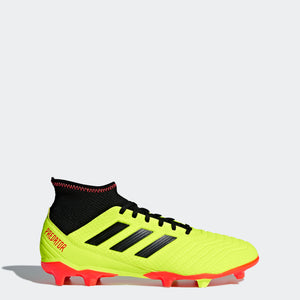Adidas - Men's Adidas Predator 18.3 Firm Ground Boots - La Liga Soccer