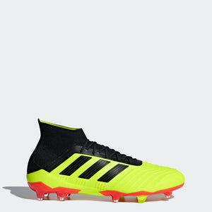 Adidas - Men's Adidas Predator 18.1 Firm Ground Boots - La Liga Soccer