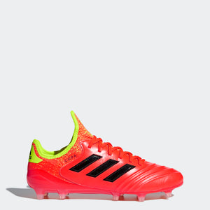 Adidas - Men's Adidas Copa 18.1 Firm Ground Boots - La Liga Soccer