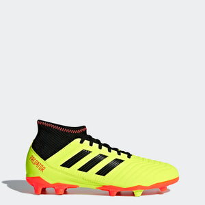 Adidas - Kids' Adidas Predator 18.3 Firm Ground Boots - La Liga Soccer