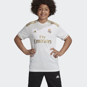 Kids' adidas Real Madrid Home Jersey