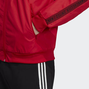 Men's adidas Manchester United Anthem Jacket