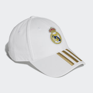 adidas Real Madrid 3-Stripes Cap