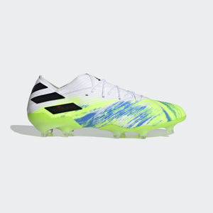 Men's adidas Nemeziz 19.1 Firm Ground Boots